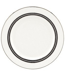 Image of kate spade new york Union Street Bread and Butter Plate