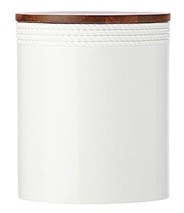"Image of kate spade new york Wickford 7.75"" Canister"