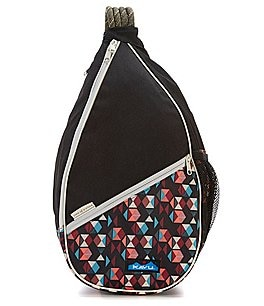 Image of Kavu Paxton Pack Printed Sling Backpack