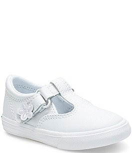 Image of Keds Daphne Girls' Flower Detail Sneakers