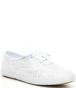 Image of Keds x kate spade new york Glitter Keds Sneakers