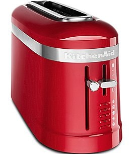 Image of KitchenAid 2 Slice Long Slot Toaster with High-Lift Lever