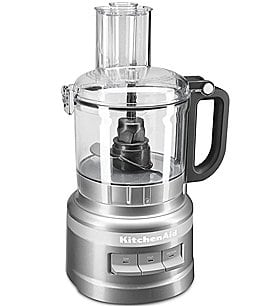 Image of KitchenAid 7-cup Food Processor with Blade and Disc