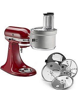 Image of KitchenAid Dicing & Food Processor Stand Mixer Attachment Kit