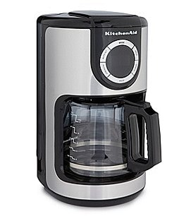 Image of KitchenAid Programmable 12-Cup Coffee Maker