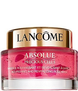 Image of Lancome Absolue Precious Cells Nourishing & Revitalizing Rose Face Mask