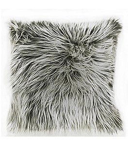 Image of Laundry by Shelli Segal Santa Monica Faux-Fur Square Pillow
