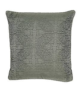 Image of Laundry by Shelli Segal Textura Ribbed Euro Sham