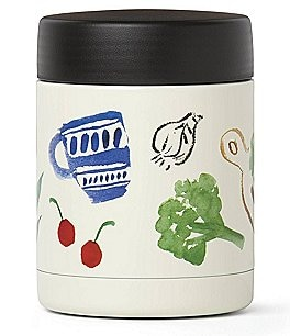 Image of kate spade new york All in Good Taste Pretty Pantry Double-Wall Insulated Food Container