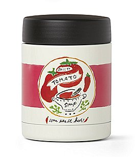 Image of kate spade new york All in Good Taste Tomato Soup Double-Wall Insulated Food Container
