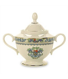 Image of Lenox Autumn Sugar Bowl