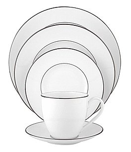 Image of Lenox Continental Dining 5-Piece Place Setting