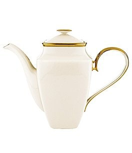 Image of Lenox Eternal Ivory Square Coffee Pot