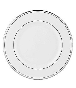 Image of Lenox Federal Platinum Bone China Salad Plate
