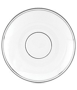 Image of Lenox Federal Platinum Bone China Saucer