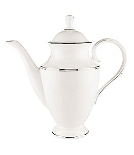 Image of Lenox Federal Platinum Coffeepot