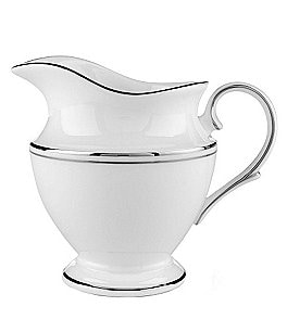 Image of Lenox Federal Platinum Creamer