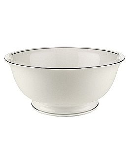 Image of Lenox Federal Platinum Serving Bowl
