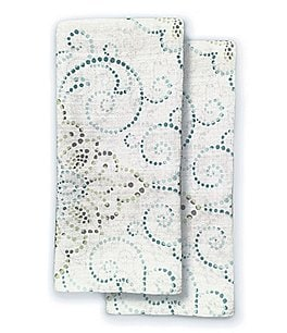 Image of Lenox French Perle Charm Medallion Napkins, Set of 2