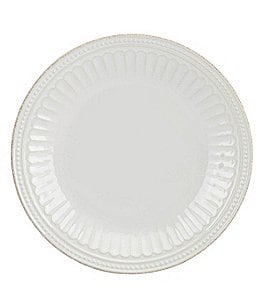 Image of Lenox French Perle Groove 9 Accent Plate