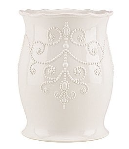 Image of Lenox French Perle Wastebasket