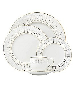 Image of Lenox Golden Waterfall 5-piece Place Setting