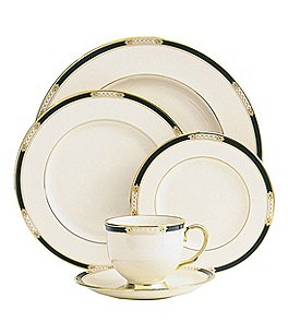 Image of Lenox Hancock 5-piece Place Setting