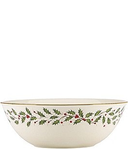 Image of Lenox Holiday Large Bowl