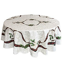 Image of Lenox Holiday Nouveau Tablecloths