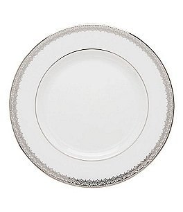 Image of Lenox Lace Couture China Salad Plate