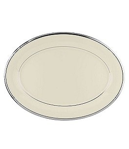 Image of Lenox Solitaire Oval Platter