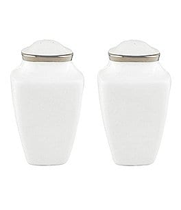 Image of Lenox Solitaire® Salt & Pepper Shaker Set