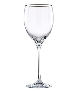 Image of Lenox Timeless Platinum Signature Crystal Wine Stemware