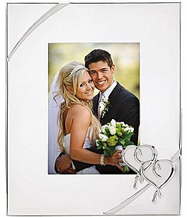 Image of Lenox True Love Wedding Picture Frame