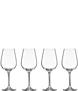 Image of Lenox Tuscany 4-Piece Crystal Pinot Grigio Wine Glass Set