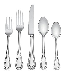Image of Lenox Venetian Lace Flatware