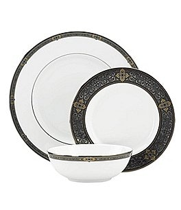 Image of Lenox Vintage Jewel 3-Piece Place Setting