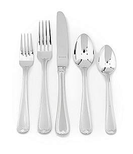 Image of Lenox Vintage Jewel Frosted Flatware