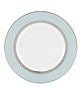 Image of Lenox Westmore Platinum Bone China Salad Plate