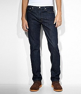 Image of Levi's® 513 Slim-Straight Jeans