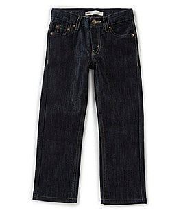 Image of Levi's® Little Boys 2T-7X 511 Slim Stretch Jeans