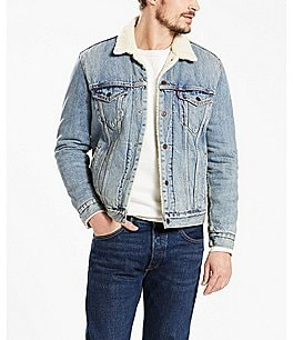 Image of Levi's® Type III Sherpa Trucker Jacket