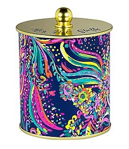 Image of Lilly Pulitzer Beach Loot Lilly's Jungle Bamboo Candle
