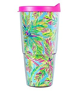 Image of Lilly Pulitzer Island Time Insulated Tumbler with Lid