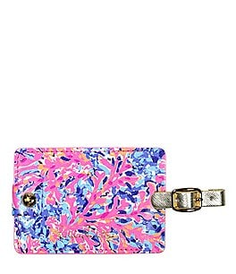 Image of Lilly Pulitzer Luggage Tag