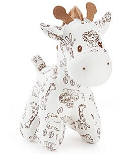 Image of Little Me Giraffe Plush Rattle