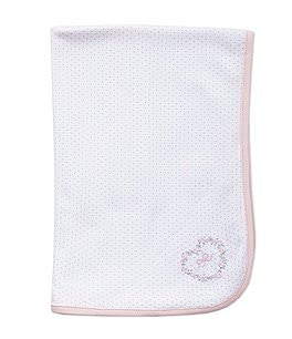 Image of Little Me Baby Girls Thank Heaven for Little Girls Blanket