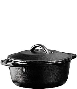 Image of Lodge Cast Iron 1-Quart Dutch Oven