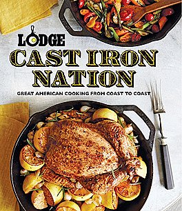 Image of Lodge Cast Iron Nation Cookbook