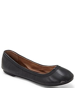Image of Lucky Brand Emmie Leather Flats